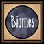 Biomes Settings Icon
