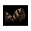 Piña de abedul asada