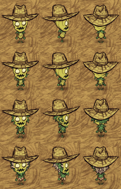 Straw Hat Wormwood