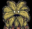 棕櫚樹樹人守衛