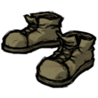 Steel-Toed Boots (Muddy Shoes Tan)