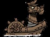 發條騎士船