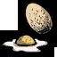 Huevos pequeños