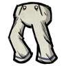 Naval Uniform Pants Icon
