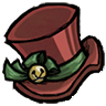 Firehound Red Jingly Tophat Icon