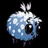 Snowy Glomglom Icon