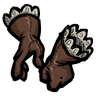 Sugar Rose Gloves Icon