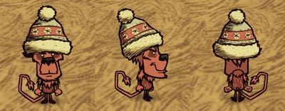 Winter Hat Wortox