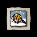 WintersFeast Bee Queen Ornament