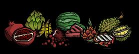 Fruits Crock Pot