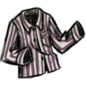 Jammie Shirt Snail Mucus Purple