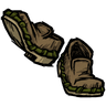 Orchardist's Moccasins Icon