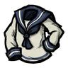 Naval Uniform Shirt Icon