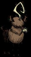 No-Eyed Deer Horned 2