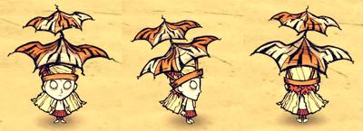 Dumbrella Wendy