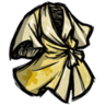 Silk Robe (Downright Neighborly Yellow)