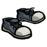 Catcoon Blue Sneakers Icon