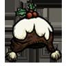 Plum Pudding Cap Icon