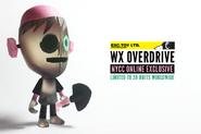WX Overdrive Figure