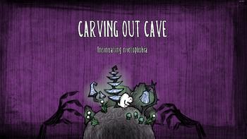 Höhlen Ladebildschirm