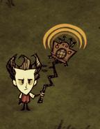 Wilson mit Wünschelrute2