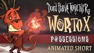 "Don't Starve Together- Don't Starve Together ""Possessions"" - Wortox animierter Kurzfilm"