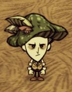 Wilson mit grüner Funcap