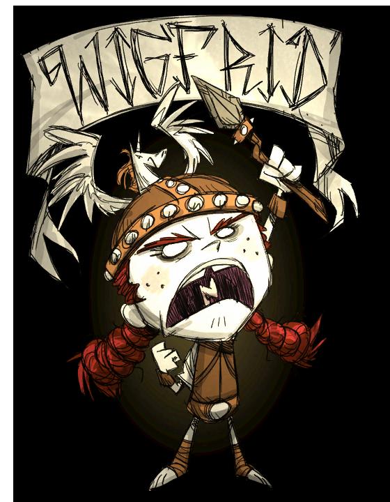 Wigfrid Dont Starve Wiki Fandom Powered By Wikia