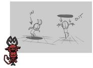 RWP 231 Wortox Soul Hopping Concept Art