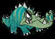 Синий крокопёс