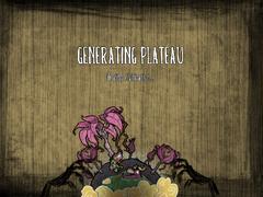 Generating Plateau2