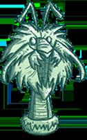 Statue Antlion Moonglass