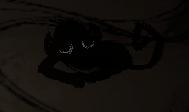 Кошмарная обезьяна спит