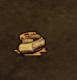Медовый бинт на земле