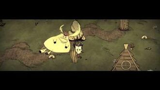 Don't Starve Early-Access Beta Trailer