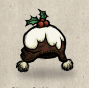 Winterhat plum pudding collection icon