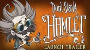 Don't Starve Hamlet (Launch Trailer)