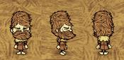 Woodie wearing woodie formal body