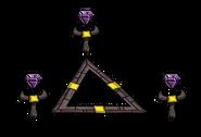 Активный центр телелокации в игре