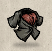 Webber formal body collection icon