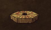 Странная платформа в игре