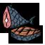 Сырые рыбы