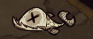 Рыба умерла
