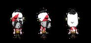 Гладиатор Вольфганг в игре