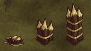 Niveaux mur en bois