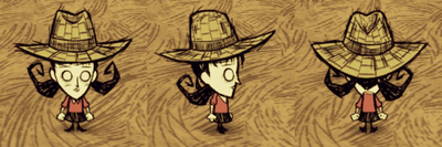 Straw Hat Willow