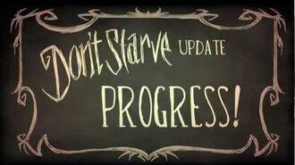 Don't Starve Progress!