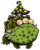 Страдающая жаба-поганка