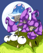 Art Stream 72 Wormwood and Toadstool
