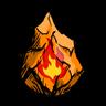 Metamorphosed Flame Icon